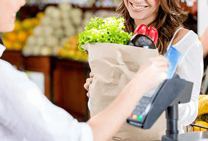 POS Cash Register and Reports