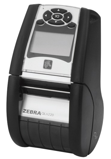 Allmark - Zebra QLn220 Mobile Printer