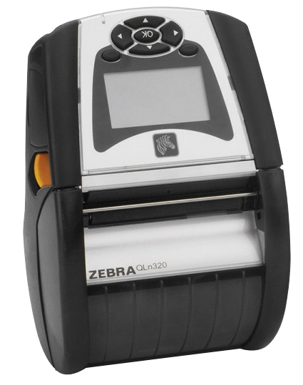Allmark - Zebra QLn320 Mobile Printer