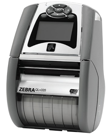 Allmark - Zebra QLn320 Health Care