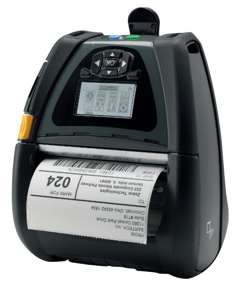 Allmark - Zebra QLn420 Mobile Printer