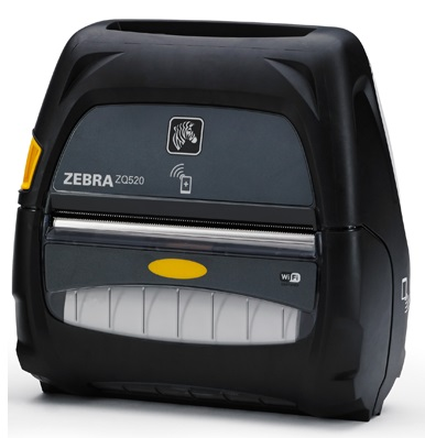Allmark - Zebra ZQ520 Mobile Printer