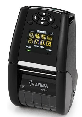 Allmark - Zebra ZQ610 Mobile Printer