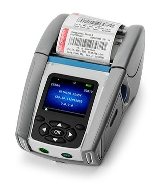 Allmark - Zebra ZQ610 Health Care